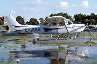 C-GBRS @ 96WI - Cessna 172N Skyhawk [172-73898] Oshkosh-Lake Winnebago Seaplane Base~N 30/07/2008 - by Ray Barber