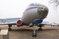50256 @ DATANGSHAN - Chinese Air Force Tupolv 124 - by Dietmar Schreiber - VAP