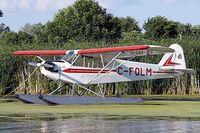 C-FOLM @ 96WI - Piper J-3C-65 Cub [19084] Oshkosh-Lake Winnebago Seaplane Base~N 30/07/2008 - by Ray Barber