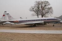 50256 @ DATANGSHAN - Chinese AIr Force Tupolev 124 - by Dietmar Schreiber - VAP