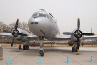 4202 @ DATANGSHAN - Chinese Air Force Ilyshin 14 - by Dietmar Schreiber - VAP