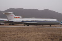 50055 @ DATANGSHAN - Chinese Air Force Trident - by Dietmar Schreiber - VAP