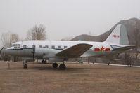 35046 @ DATANGSHAN - Chinese Air Force Ilyushin 12 - by Dietmar Schreiber - VAP