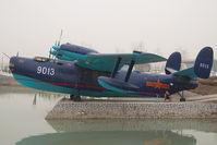 9013 @ DATANGSHAN - Chinese Air Force Beriev Be6 - by Dietmar Schreiber - VAP