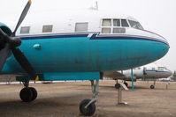 35141 @ DATANGSHAN - Chinese Air Force Ilyushin 12 - by Dietmar Schreiber - VAP