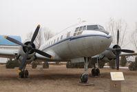 5116 @ DATANGSHAN - Chinese Air Force Ilyushin 12 - by Dietmar Schreiber - VAP