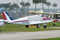 C-FUYR @ LAL - 2011 Sun n Fun - Lakeland Florida - by Terry Fletcher