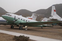 5070 @ DATANGSHAN - Chinese Air Force Li2 (DC3) - by Dietmar Schreiber - VAP