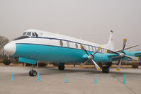 50258 @ DATANGSHAN - Chinese Air Force Vickers viscount 800 - by Dietmar Schreiber - VAP