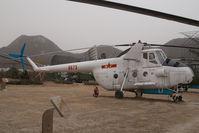8673 @ DATANGSHAN - Chinese Air Force Harbin Z-5 - by Dietmar Schreiber - VAP