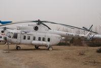 756 @ DATANGSHAN - Chinese Air Force Mil Mi8