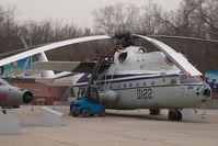 0122 @ DATANGSHAN - Chinese Air Force Mil Mi6 - by Dietmar Schreiber - VAP