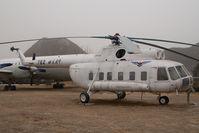 762 @ DATANGSHAN - Chinese Air Force Mil Mi8