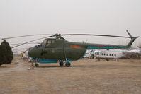 7272 @ DATANGSHAN - Chinese Air Force Harbin Z5 - by Dietmar Schreiber - VAP