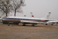 50257 @ DATANGSHAN - Chinese Air Force Tupolev 124 - by Dietmar Schreiber - VAP