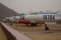 10794 @ DATANGSHAN - Chinese Air Force Tupolev 16