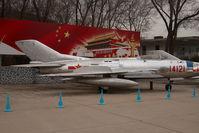 14121 @ DATANGSHAN - Chinese Air Force Shenyang J6