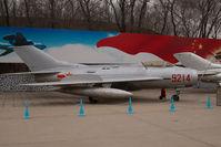 9214 @ DATANGSHAN - Chinese Air Force Shanyang J6