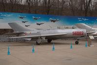 56002 @ DATANGSHAN - Chinese Air Force Shenyang J6 - by Dietmar Schreiber - VAP