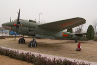 UNKNOWN @ DATANGSHAN - Chinese Air Force Tupolev 2