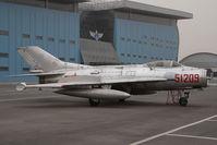 51209 @ DATANGSHAN - Chinese Air Force Shenyang J6 - by Dietmar Schreiber - VAP