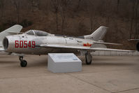 60549 @ DATANGSHAN - Chinese Air Force Shenyang J6 - by Dietmar Schreiber - VAP