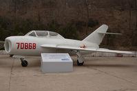 70868 @ DATANGSHAN - China Air Force Shenyang J5 - by Dietmar Schreiber - VAP