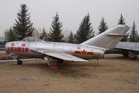 UNKNOWN @ DATANGSHAN - Chinese Air Force Shenyang J5
