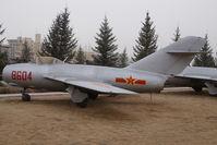 8604 @ DATANGSHAN - Chinese Air Force Shenyang J5 - by Dietmar Schreiber - VAP
