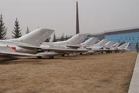 UNKNOWN @ DATANGSHAN - Chinese Air Force Shenyang J6