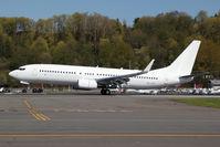 VH-YFE @ KBFI - KBFI Boeing 403