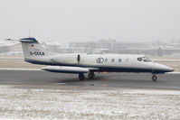 D-CCCA @ LOWS - Learjet 35 - by Andy Graf-VAP