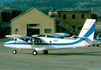 AP-BBR @ LMML - DHC6 Twin Otter AP-BBR Ogoc Oil Company - by raymond