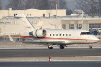 C-GHKY @ LOWS - CL-605 - by Andy Graf-VAP