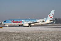 D-AHFC @ LOWS - Hapagfly 737-800 - by Andy Graf-VAP