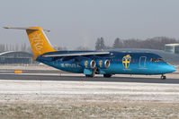 SE-DSU @ LOWS - Malmo Aviation Bae146 - by Andy Graf-VAP