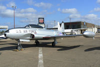 58-0621 @ TYR - On display at the Historic Aviation Memorial Museum - Tyler, Texas - by Zane Adams