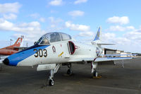 154291 @ TYR - On display at the Historic Aviation Memorial Museum - Tyler, Texas - by Zane Adams