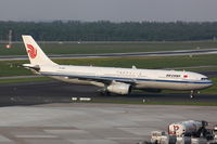 B-6511 @ EDDL - Air China - by Air-Micha
