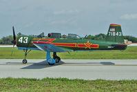 N556TR @ LAL - 2011 Sun n Fun -  Lakeland Florida