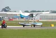 N366FS @ LAL - 2011 Sun n Fun -  Lakeland Florida