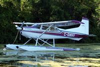 C-GWNV @ 96WI - Cessna A.185F Skywagon 185 [185-02753] Oshkosh-Lake Winnebago Seaplane Base~N 30/07/2008 - by Ray Barber
