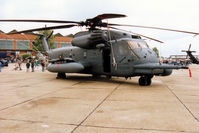 70-1625 @ MHZ - MH-53J Pave Low III of 21st Special Operations Squadron on display at the 1995 RAF Mildenhall Air Fete. - by Peter Nicholson
