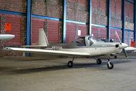 G-BOPT @ EGCB - Lancashire Aero Club - by Chris Hall