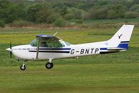G-BNTP @ EGCB - Westnet Ltd - by Chris Hall