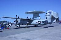 164493 @ NFW - Grumman E-2C, c/n: A156 - by Timothy Aanerud
