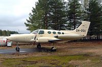 OH-CGA @ EFHV - Cessna 402B [402B-0208] Hyvinkaa~OH 18/05/2003