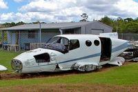 VH-RJH @ YCDR - Cessna 402 [402-0023] Caloundra~VH 19/03/2007