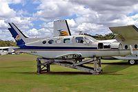 VH-NQC @ YCDR - Cessna 402A [402A-0072] Caloundra~VH 19/03/2007