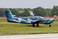 N2220E @ LAL - 2011 Sun n Fun Lakeland , Florida